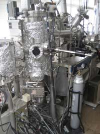 真空装置へのガス導入