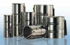 液体窒素用オープンデュワー(開放容器)
