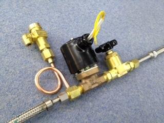 液体窒素用ガス機器