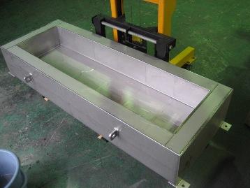 液体窒素槽 (真空槽)