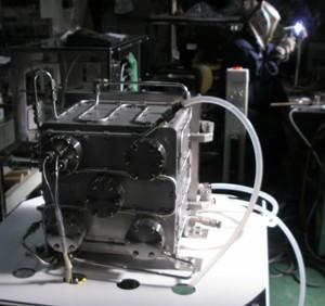 真空 or ガス雰囲気熱処理炉 製作品