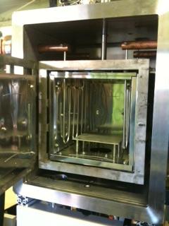ガス雰囲気・真空熱処理炉