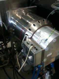 ターボ分子ポンプ Turbo-molecular-pump