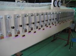 ガス制御機器製作品