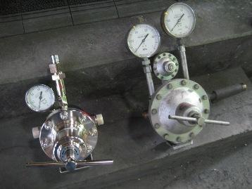 ガス調整器