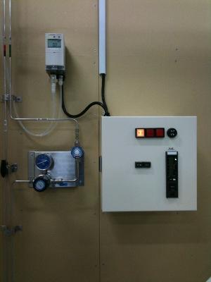 ガス検知警報器 (ガス漏れ検知器)