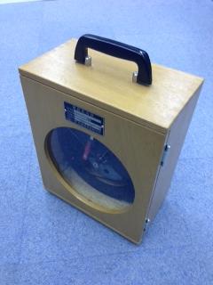 自記圧計(ガス漏れ検査機器)