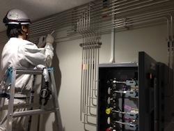 高圧ガス現場配管工事(特殊ガス、高純度ガス、液化ガスなど)