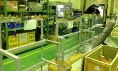 高圧ガスボンベ集合装置(ボンベマニホールド)