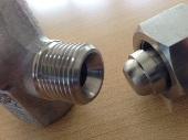 高圧ガスのパッキンシール、メタルシール