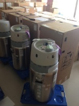 液化酸素容器