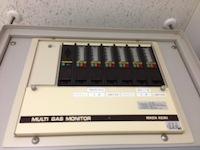ガス検知警報器