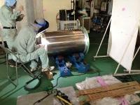 ステンレス製容器(高圧仕様、真空仕様)