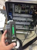 窒息性ガス雰囲気での酸素濃度計