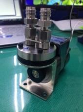 ダイヤフラムポンプの補修