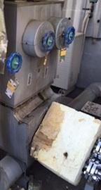液化ガス設備の保冷断熱BOX