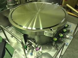 真空・ガス雰囲気 実験用特殊容器製作品