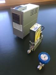 ガス圧力自動コントローラー
