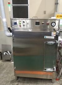 液体窒素による凍結保存装置