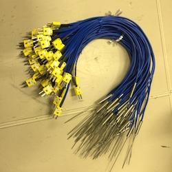 熱電対と補償導線