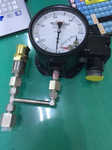液体窒素ラインの昇圧にご用心!