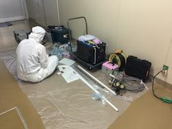 VCR(UJR)継手の溶接配管