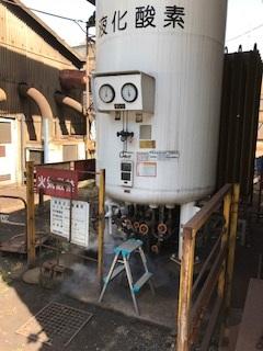 第4165号 液化ガス貯槽の真空層検査などなど