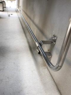 第4301号 ガスボンベと機器装置の接続配管施行