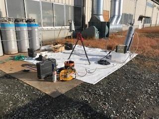 第4376号 現場施工の高圧ガス溶接配管は辛いょ