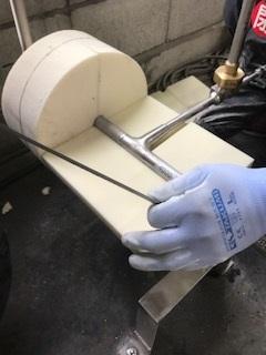 第4377号 高圧ガスの液化ガス断熱保冷配管施行