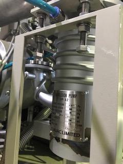 第4560号 DP:油拡散ポンプヒーター暴走