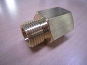 高圧ガス変換継手 オーダーメイド・強度計算・ミルシート付き
