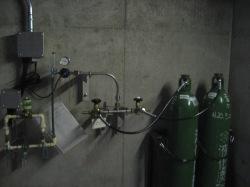 水 PH調製用炭酸ガス供給設備