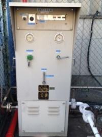 CO2 蒸発器(ベーパーライザー)