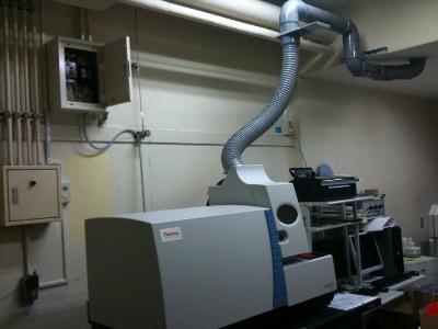 分析装置用ガス配管
