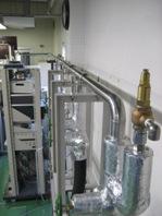真空・低温・高圧用ステンレス加工品