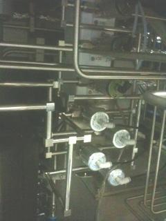 装置組み込み配管