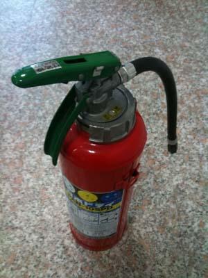 消火器の秘密
