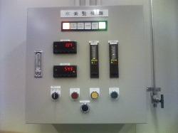ガス警報監視盤