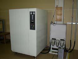 PSA 窒素ガス発生装置