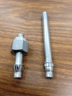 高圧ガス配管接続継手(スウェージロックタイプ)