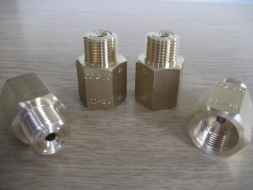 CGA規格ガス継手 (日本規格変換ジョイント)