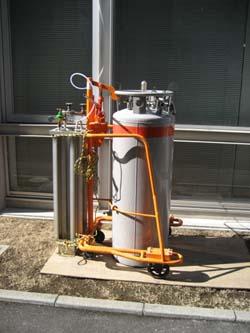 液化ガス容器(LGC)