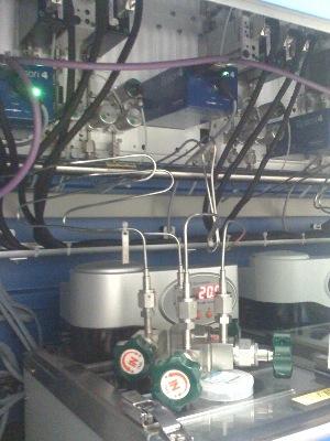 装置組込み配管