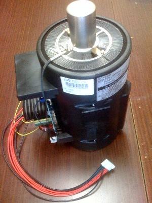 -80℃(約50W) 新型冷凍機